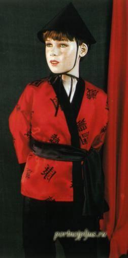 Доклад по теме новогодние костюмы у китайцев