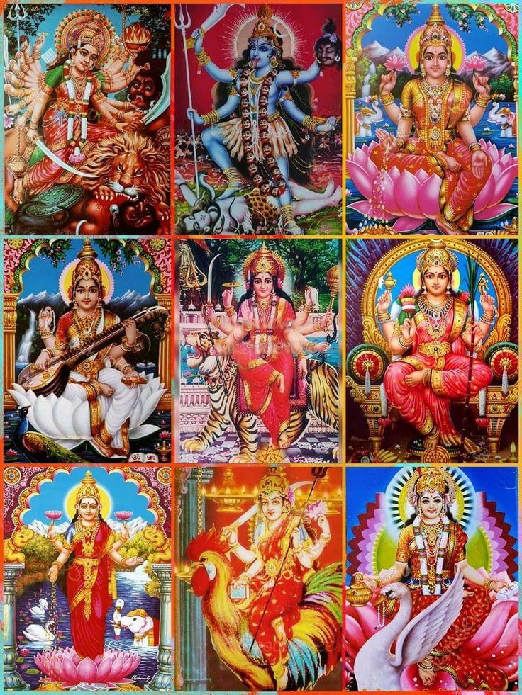 индийские боги список с картинками линий можно составить