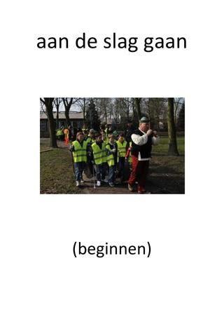 woordenschat uitdrukkingen bij de methode 'Taal in Beeld' voor groep 5