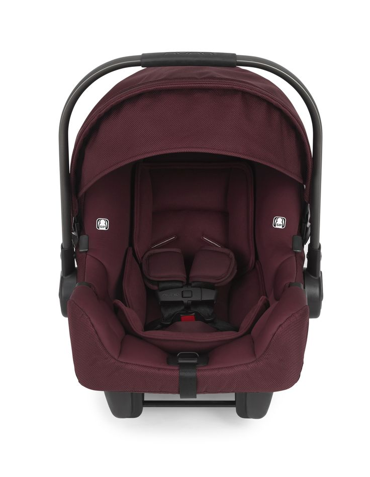 At-A-Glance Features The Nuna Pipa is a sleek and smart bestselling infant car seat. Quick glance features: Safety and style collide in one memorable car seat. The Nuna Pipa Infant Car Seat is a slim
