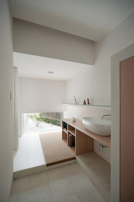 Salle de bains.