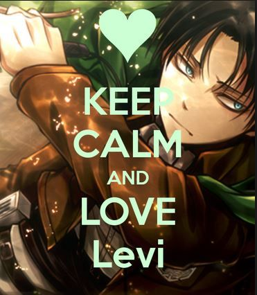 Keep Calm And Aot