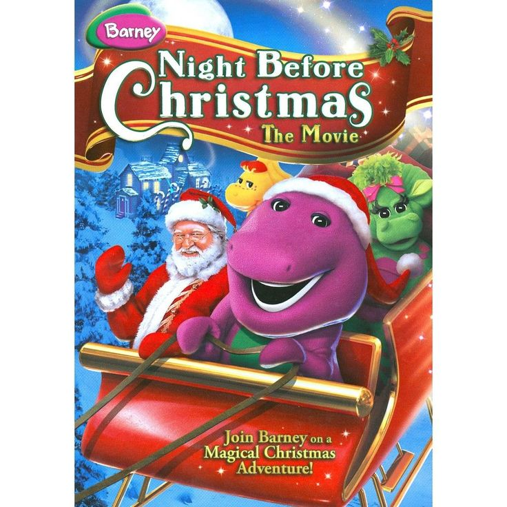 25 best Barney Night Before Christmas images on Pinterest | Before ...