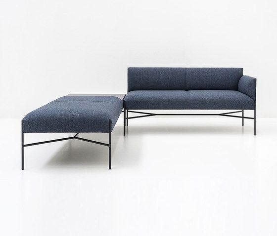 Модульная софа  Simple Sofa  www.steelandwoodshop.ru
