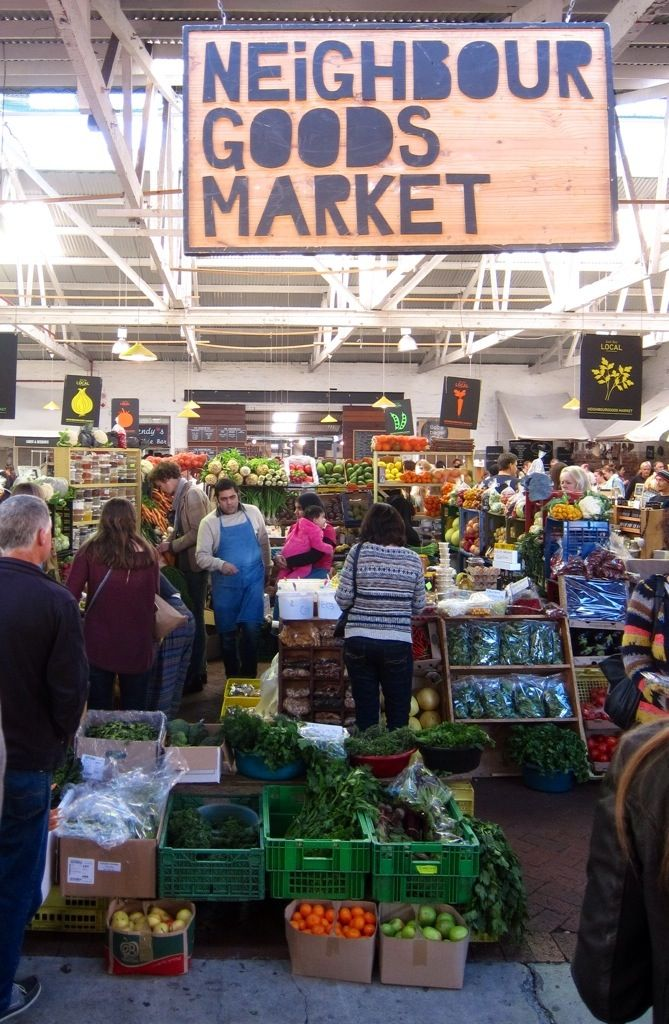 neighbourgoods market, Cape Town, south africa