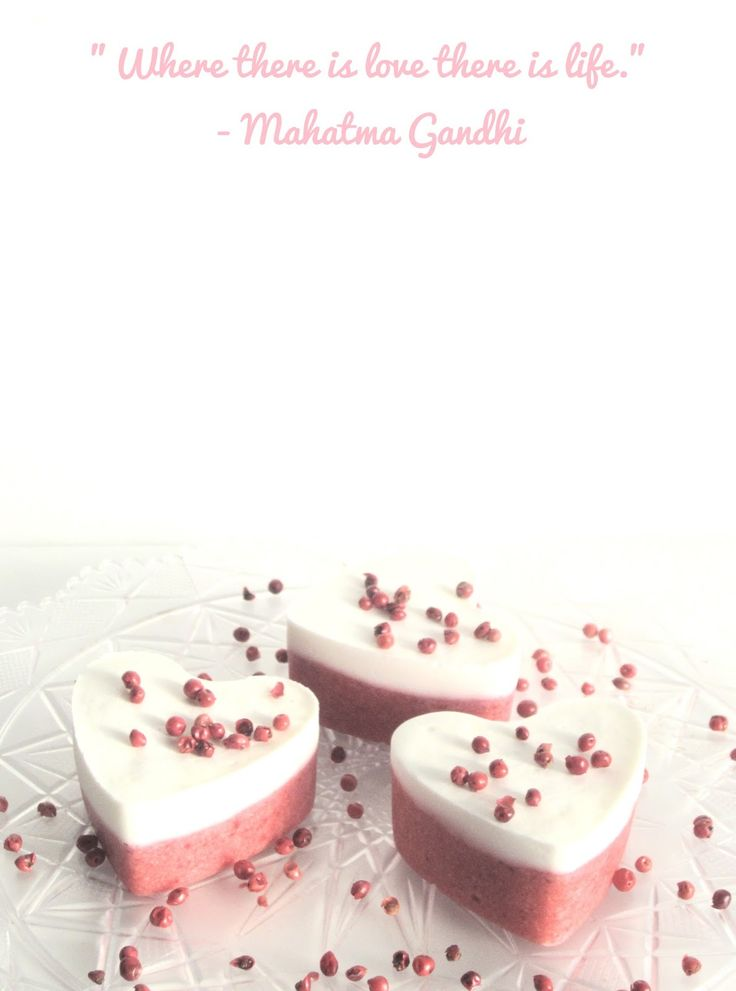 About love, heart shaped cakes and more love | Wellness by sam