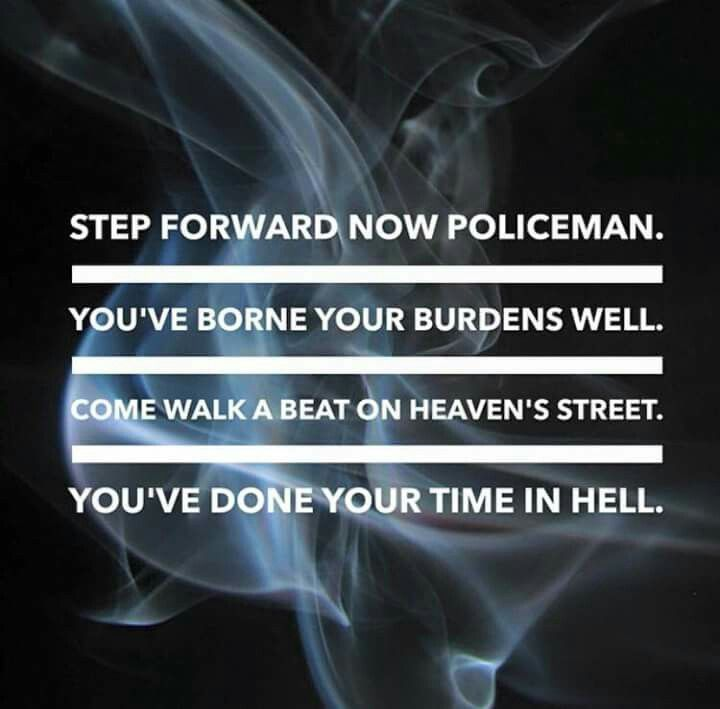 End Of Watch Quotes: 1000+ Ideas About Police Officer Humor On Pinterest