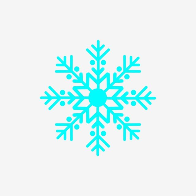 Blue Snowflake Clipart Png Vector Element Snowflake Snowly Snow Png And Vector With Transparent Background For Free Download Snowflake Clipart Clip Art Blue Snowflakes