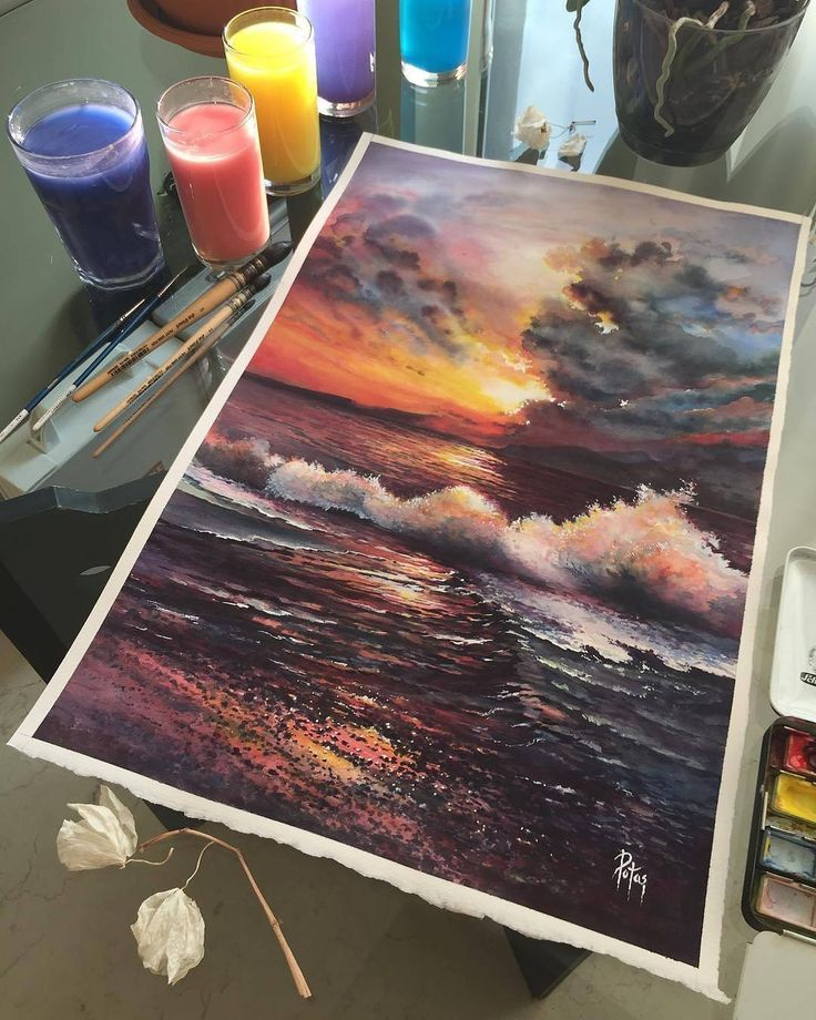 5,637 Likes, 25 Comments - Inspiring Watercolors  ... - #Comments #illustration #Inspiring #Likes #Watercolors