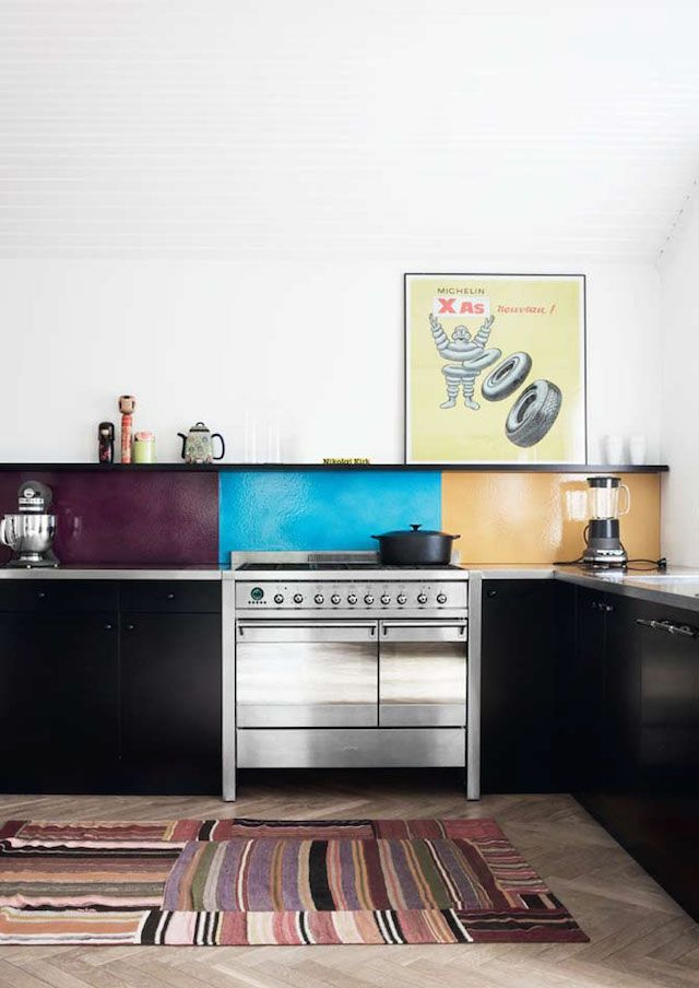 A kitchen backsplash can make or break a kitchen, and choosing the right one will make your kitchen go from 'blah' to 'woah'.