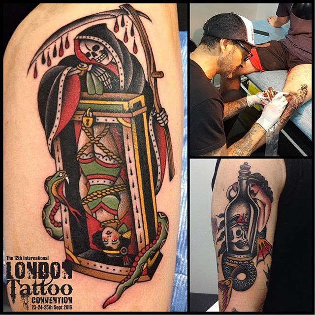 12 best dawn cooke our very own images on pinterest for Houston tattoo expo