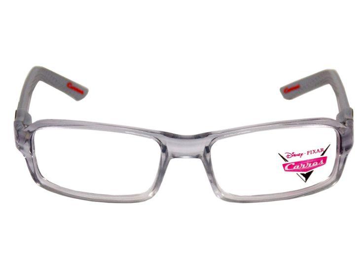 Óculos De Grau Infantil Carros Disney 6 a 8 Anos 47439 Tam.47
