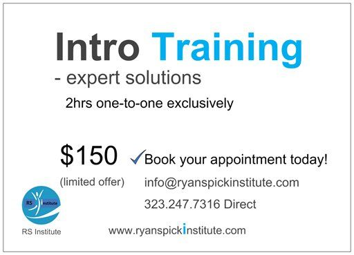 #Intro #Training #Life #Performance #Expert #Solutions