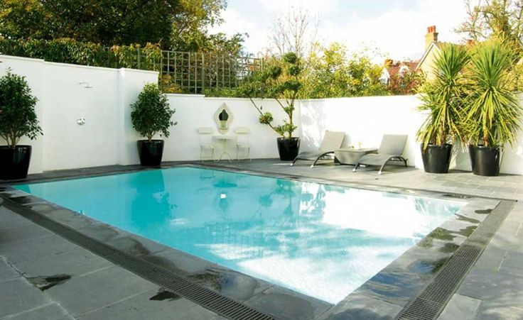 30 best luxuries of self build images on pinterest for Domestic swimming pool design