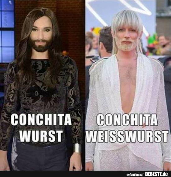 Conchita Wurst Lustig