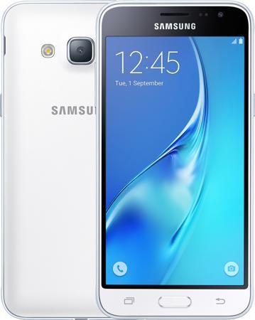 Samsung Galaxy J3 (2016) SM-J320F/DS White  — 9990 руб. —  Смартфон Samsung Galaxy J3 (2016) LTE White — доступная модель с высококачественным 5-дюймовым экраном, выполненном по технологии Super AMOLED. Его тонкий корпус имеет элегантный лаконичный дизайн и удобно лежит в руке. Четырехъядерный процессор Spreadtrum SC9830 и 1,5 Гб оперативной памяти обеспечивают достойную производительность при выполнении повседневных задач и запуске мультимедийных приложений. Смартфон Samsung Galaxy J3…