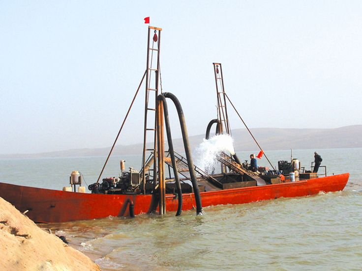 Cutter suction dredger manufacturer,Gold mining equipment supplies,Gold dredge…
