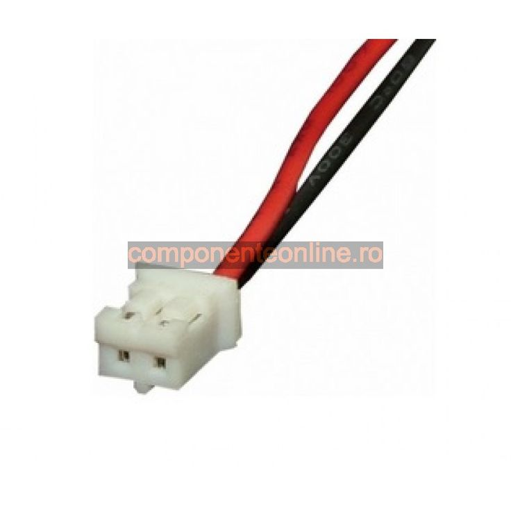 Cablu de semnal, 2 pini, tata - 173253