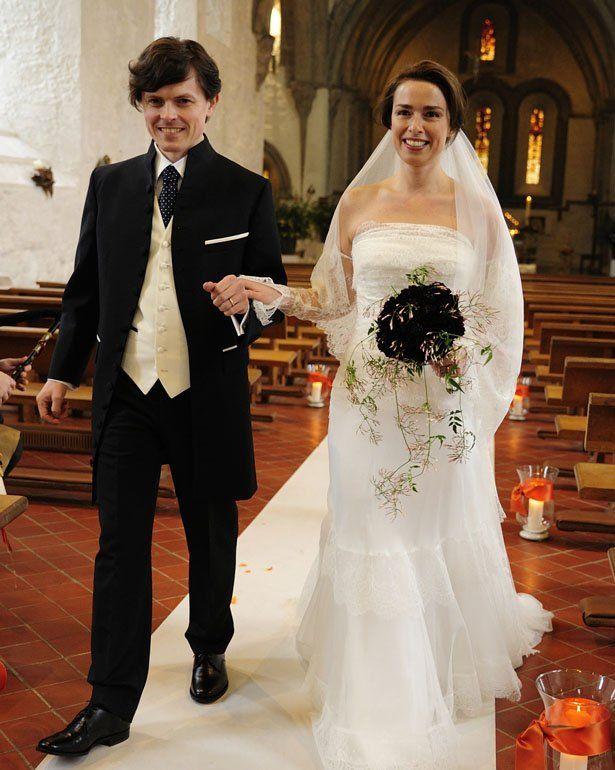 In privatem Kreis haben sich der Musiker Paddy Kelly (35) und die Journalistin Joelle Verreet (36) am 13. April das Ja-Wort gegeben. Der Frontmann der legendären Kelly Family feierte seine Hochzeit mit Familie und Freunden an der irischen Westküste.