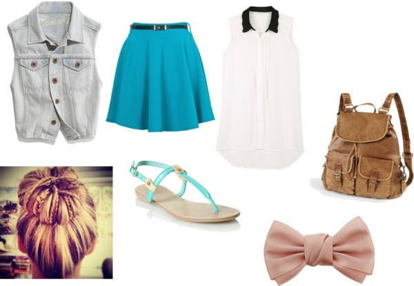 """""""The Schools New Freshman! You Whorebag!"""" by dorothy-turtle on Polyvore"""