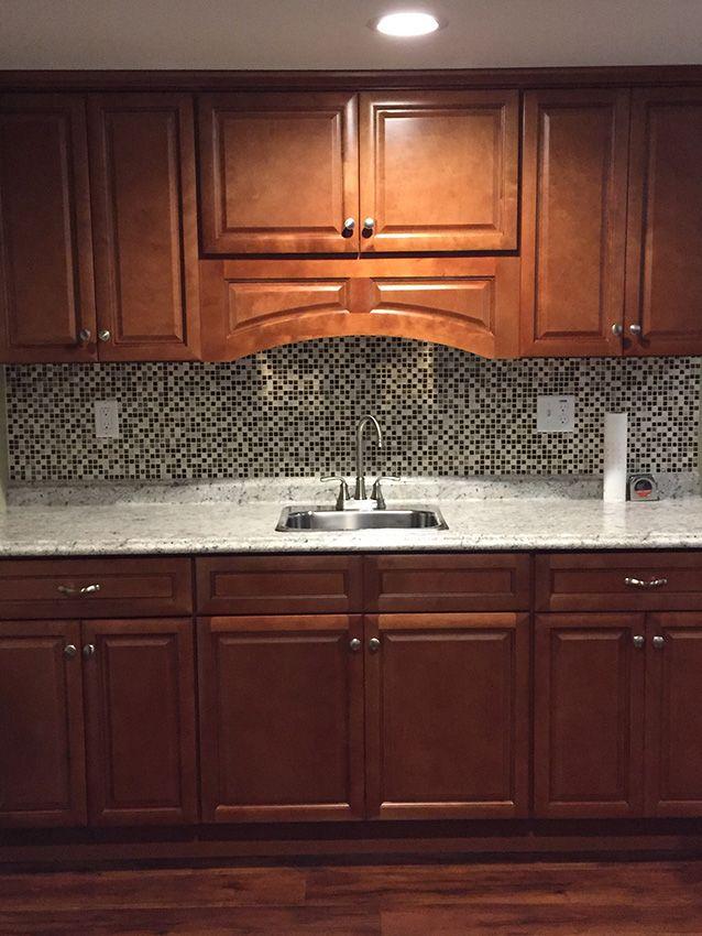 Cinnamon Glaze Cabinets By Kitchen Cabinet Kings