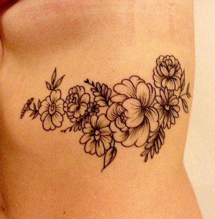 Tattoo Ideas On Ribs: Best 25+ Rib Tattoos Ideas Only On Pinterest