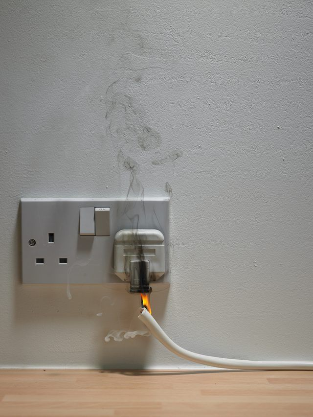 Why Do Appliance Plugs Get Hot | All About The House ... Why Wiring Hot on