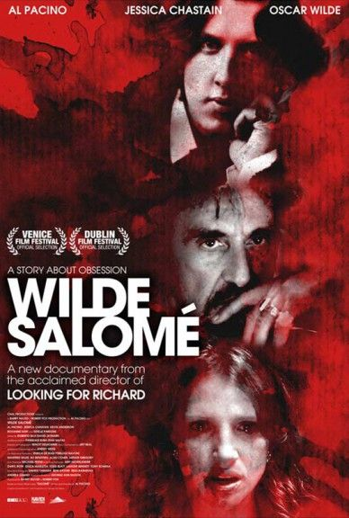 Poster for Wilde Salomé