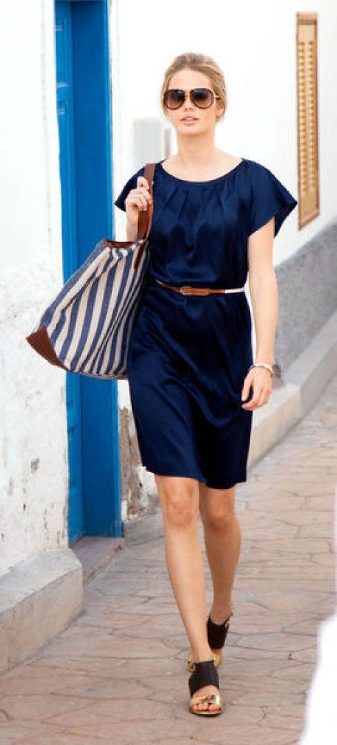 Платье: Burda 4/ 2013/ 108 / Burdastyle
