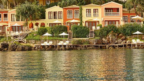 Five star hotels Corfu #corfuimperial #luxuryhotels #luxuryresorts #grecotel
