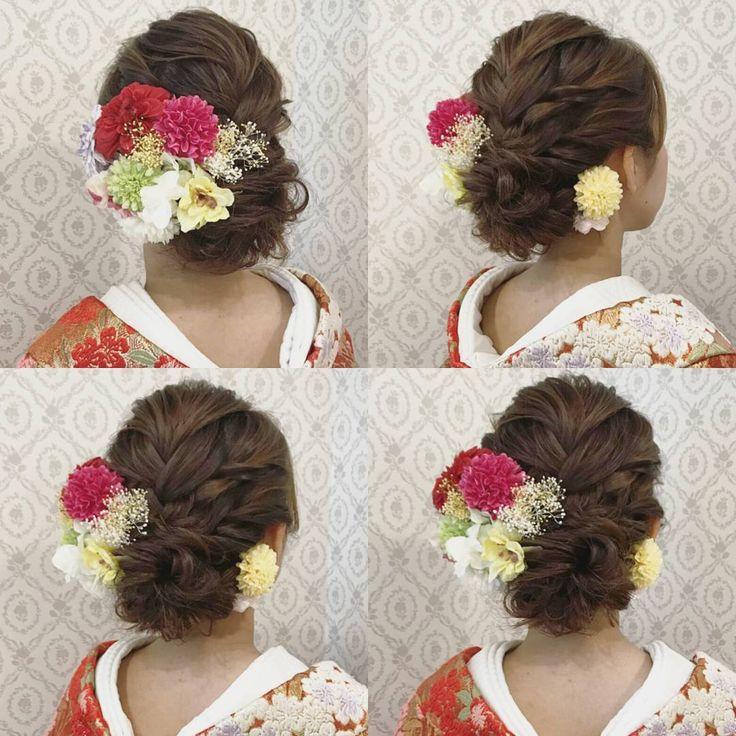 結婚式の前撮り 和装ロケーション撮影のお客様 人気の編み込みとロープ編みの ヘアスタイル♪ 大人気!! 秋の紅葉撮影のご予約 受付スタートしました! お気軽にお電話、メールで お問い合わせください♪ #ヘア #ヘアメイク #ヘアアレンジ #結婚式 #結婚式ヘア #スタジオ撮影 #色打掛 #バニラエミュ #セットサロン #ヘアセット #アップスタイル #プレ花嫁 #フォトウェディング #前撮り #着物ヘア#ロケーション撮影#結婚式準備 #浴衣ヘア #お呼ばれヘア#2017夏婚 #2018春婚 #結婚準備#振袖ヘア#日本中のプレ花嫁さんと繋がりたい #2017秋婚 #振袖 #花嫁ヘア#和装ヘア#2017冬婚#updo