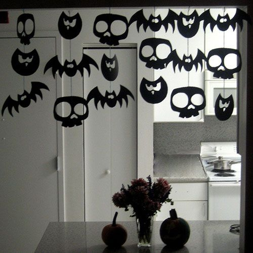 15 last minute halloween decorations you can make in a flash - Last Minute Halloween Decorations