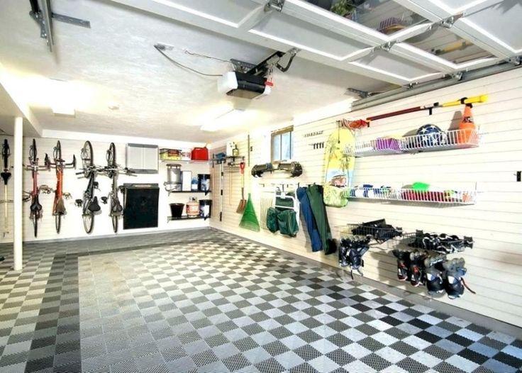 22 Best And Cool Garage Interior Designs Ideas At Your Home Decoredo Garage Design Luxury Garage Garage Design Interior