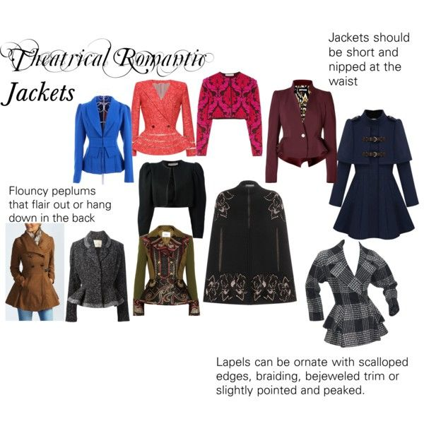 Theatrical Romantic Jackets by winter-belle on Polyvore featuring Mary Katrantzou, Alexander McQueen, Emanuel Ungaro, Boohoo, Just Cavalli, Prabal Gurung, Allegra K, Thom Browne, Yves Saint Laurent and jackets
