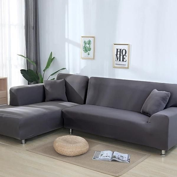 Slipperfect Sofa Cover Couch Sectional Protector Waterproof Stretch Pet Proof Slipcover Sectional Sofa Slipcovers Sofa Covers Sectional Sofas Living Room