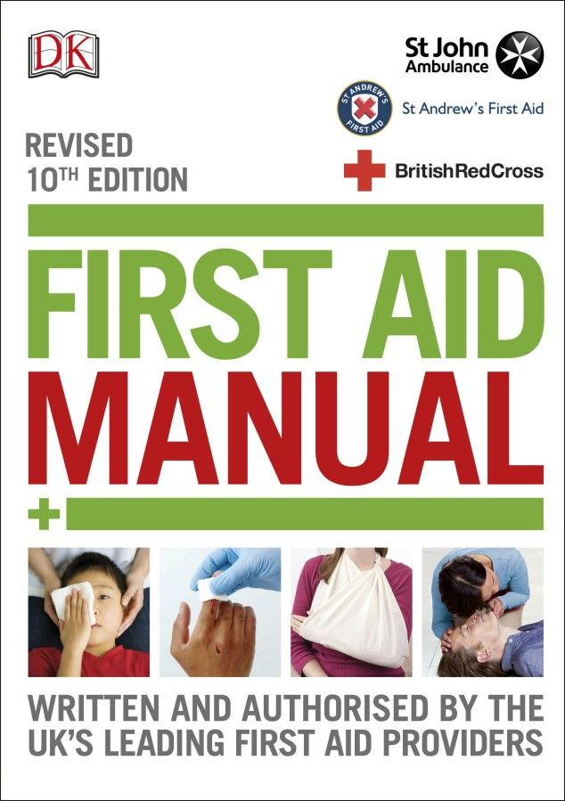 Want to be a life-saver? Then you'll need to read First Aid Manual- a fully authorised first aid guide endorsed by St John Ambulance, St Andrew's First Aid and the British Red Cross. Find out how to treat over 100 different conditions from splinters and sprained ankles to strokes and unresponsiveness and how to use essential equipment including a defibrillator.