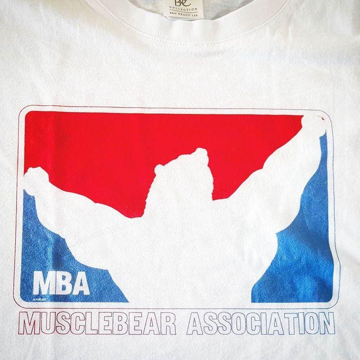 Muscle Bear Association Tee @ ProudBears.com #Bear #Bearparty #InstaBear #Bearsexy #Growlr #Bearporn #Bearwoof #ChaserBear #BearCruise #Bearcelona #BearKoln #BearChest #MuscleBear #Beards #MuscleBears #ChubbyBear #Beardlife #Beardporn #GayBear #GayBeard #bearscubsandbeards #bearsofinstagram #proudbears #cubs #gaybearsofamerica #daddidublin #dublinbears #pfundskerle #scruff