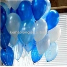 Latex free balloons manufacture