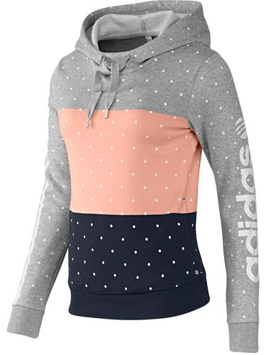 #supportforeverymove Polkadot hoodie. This would come in handy when I do my road work and for those cold days in the gym!
