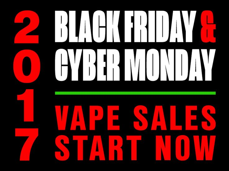 Check out our Black Friday Cyber Monday Vaporizer sales at To the Cloud Vapor Store: Use promo code CYBERVAPE15 at checkout for 15% off
