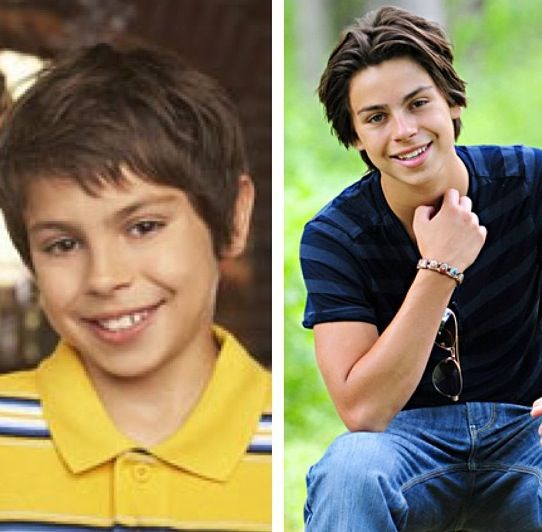 Jake t. Austin then and now!!! | Disney Actors Then and ...