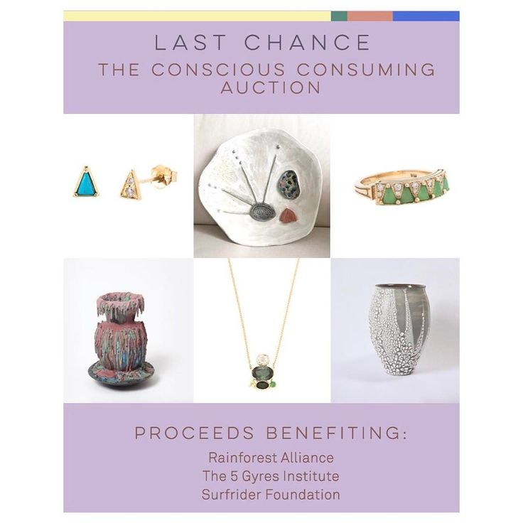 Today is the last chance to bid on the auction we put together for our #conciousconsuming #earthday event with @mociun - link is in my profile! Maybe some good Mother's Day presents in there good deals and there's an eskayel pouf ;)