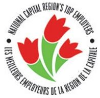 The National Capital Region's Top Employers is an annual competition organized by the editors of Canada's Top 100 Employers. This special designation recognizes the Ottawa-area employers that lead their industries in offering exceptional places to work www.canadastop100.com/ottawa/.