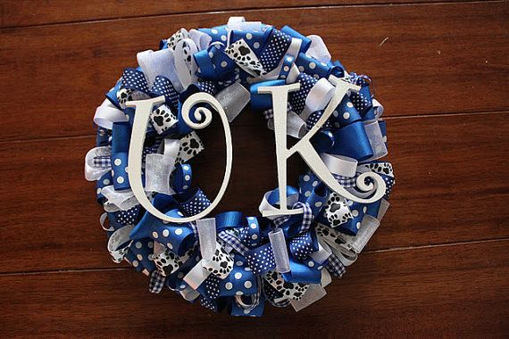 20 best images about university of kentucky wreath on for Crafts for seniors with limited dexterity