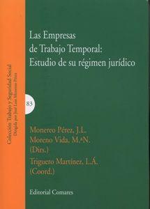 Las Empresas de trabajo temporal : estudio de su régimen jurídico