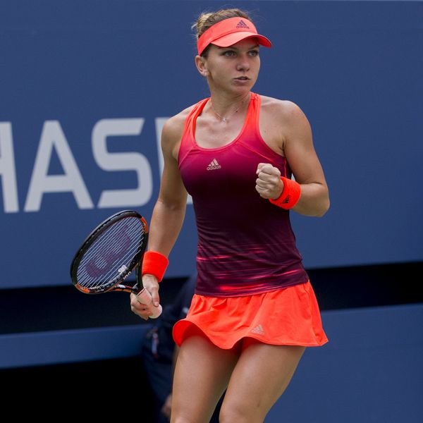 SPORTCHIN: US Open: Simona Halep eases into second round