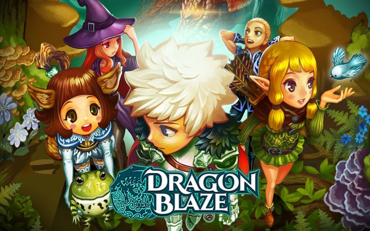 GAMEVIL's Strategy RPG Dragon Blaze's Newest Update Will Offer Three Fearsome…