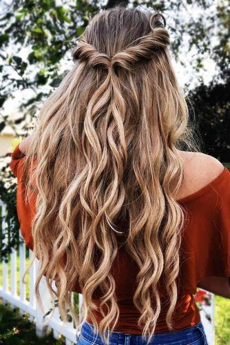 60 Unique Fall Hairstyles To Try Out