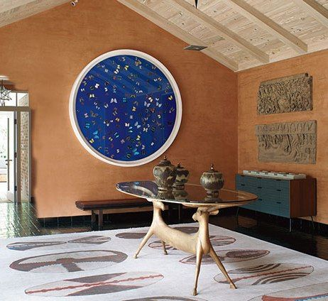 Hirst and Lalanne