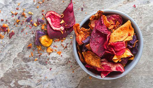 Gemüsechips selber machen: Gemüsechips selber machen ist einfacher als Sie denken